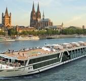 Classical Rhine River Cruise and Zurich