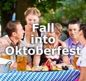 Fall into Oktoberfest