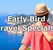 Early Bird Specials!