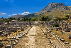 Half Day Ancient Corinth