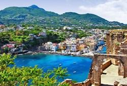 Ischia and Mortella Gardens Tour Full Day