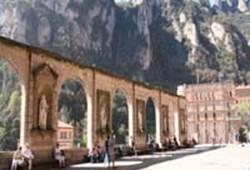 Montserrat Tour by Cog Wheel Train Half Day Afternoon