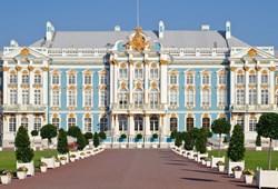 Optional excursion to Tsarskoye Selo