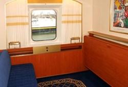 Optional cabin upgrade