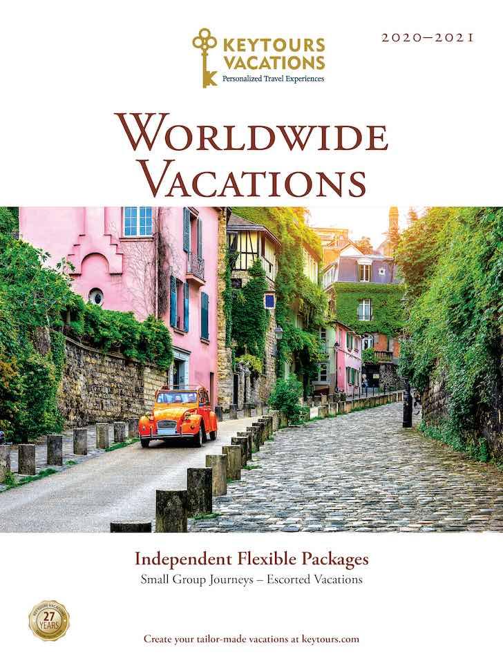 Worldwide vacations 2020