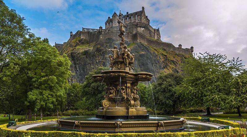 Stay In Scottish Castles Edinburgh Scotland Key Tours